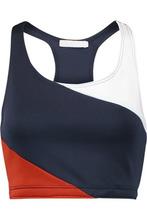 Kain Label | Kain Woman Martina Stretch Sports Bra Navy Size XS | Clouty