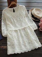 Zaful | Retro Embroidered Mini Dress | Clouty