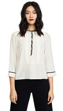 Marc Jacobs | Marc Jacobs Pintuck Blouse | Clouty