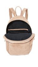 Baggu | BAGGU Leather Backpack | Clouty
