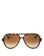 Ray Ban | Ray-Ban Gradient Aviator Sunglasses, 59mm | Clouty