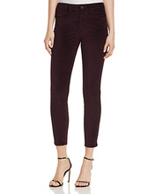 Blank NYC   Blanknyc Velveteen High-Rise Skinny Jeans - 100% Exclusive   Clouty