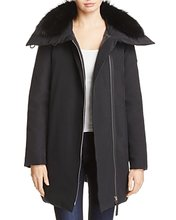 Derek Lam 10 Crosby | Derek Lam 10 Crosby Fox Fur Trim Down Parka | Clouty