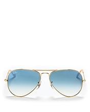Ray Ban | Ray-Ban Aviator Sunglasses, 58mm | Clouty