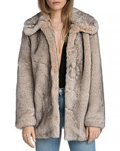 Avec Les Filles | Avec Les Filles Faux Fur Coat | Clouty