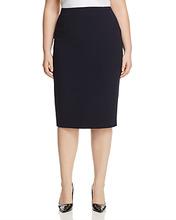 Marina Rinaldi   Marina Rinaldi Colonna Midi Skirt   Clouty