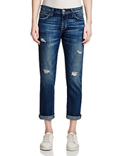 Current/Elliott | Current/Elliott The Fling Boyfriend Jeans in Loved Destroyed | Clouty