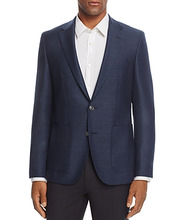 BOSS | Boss Micro Pattern Regular Fit Sport Coat | Clouty