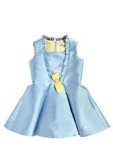 Mimisol | Платье Из Полушёлкового Микадо | Clouty