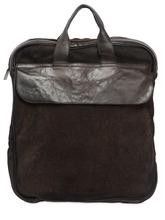 "Numero 10 | Кожаный Рюкзак ""Idaho | Clouty"
