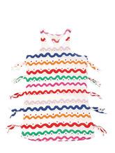 Stella McCartney Kids | Платье Из Органического Хлопков. Джерси В Полоску | Clouty