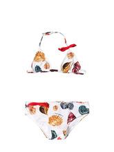 "Dolce & Gabbana | Бикини Из Лайкры С Принтом ""Морские Ракушки | Clouty"