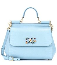 Dolce & Gabbana | Sicily Medium leather shoulder bag | Clouty