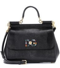 Dolce & Gabbana | Sicily Medium leather crossbody bag | Clouty