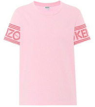 KENZO | Logo-sleeve cotton T-shirt | Clouty