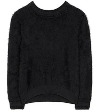 Tom Ford | Angora and silk-blend sweater | Clouty