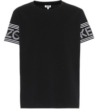 KENZO | Printed cotton T-shirt | Clouty