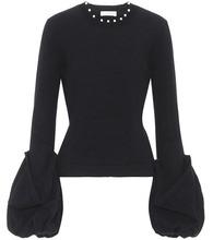 Altuzarra | Salome wool-blend sweater | Clouty