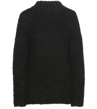 Tom Ford | Mohair and wool-blend off-the-shoulder sweater | Clouty