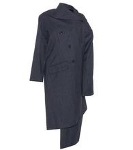 Balenciaga | Plaid wool coat | Clouty
