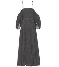 Loewe   Polka-dot cotton dress   Clouty