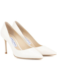 Jimmy Choo | Romy 85 patent leather pumps | Clouty