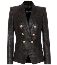 BALMAIN | Double-breasted blazer | Clouty