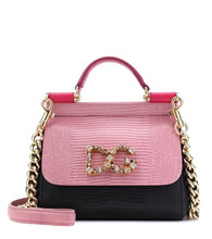 Dolce & Gabbana | Sicily Mini leather shoulder bag | Clouty