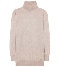 Tom Ford | Cashmere and silk turtleneck sweater | Clouty