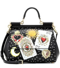 Dolce & Gabbana | Sicily Medium printed shoulder bag | Clouty