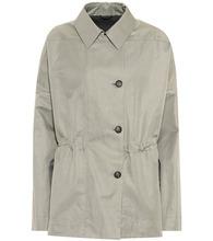 Brunello Cucinelli   Cotton-blend jacket   Clouty