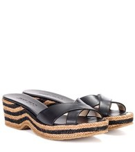 Jimmy Choo | Panna leather sandals | Clouty
