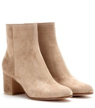 Gianvito Rossi | Suede ankle boots | Clouty