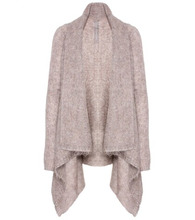 RICK OWENS | Mohair and wool-blend cardigan | Clouty
