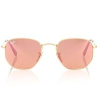 Ray Ban | RB3548N Hexagonal sunglasses | Clouty