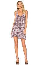 PARKER | Комбинированное платье eve - Parker | Clouty