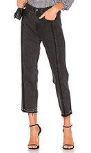RAG & BONE | Укороченные джинсы в 2 тонах - rag & bone/JEAN | Clouty