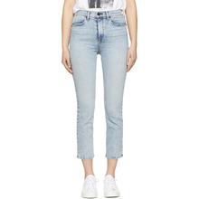 RAG & BONE | Rag and Bone Blue Cigarette Jeans | Clouty