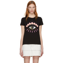 KENZO | Kenzo Black Classic Eye T-Shirt | Clouty