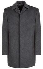 Al Franco | полушерстяное утепленное пальто | Clouty